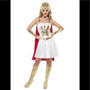 🎃 She-Ra Costume and Wig